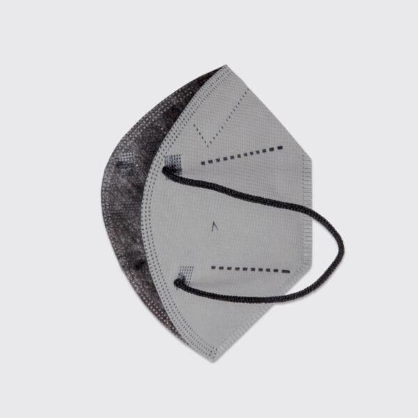 mascarilla higienica reutilizable airnatech plus gris capas