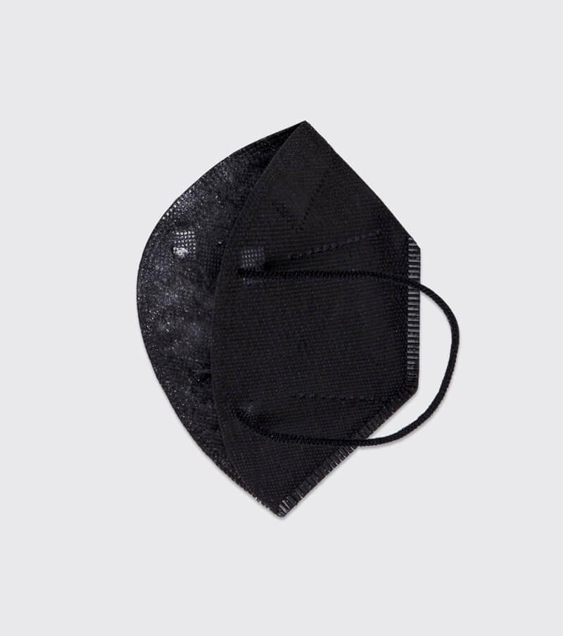 mascarilla higienica reutilizable airnatech plus negra capas