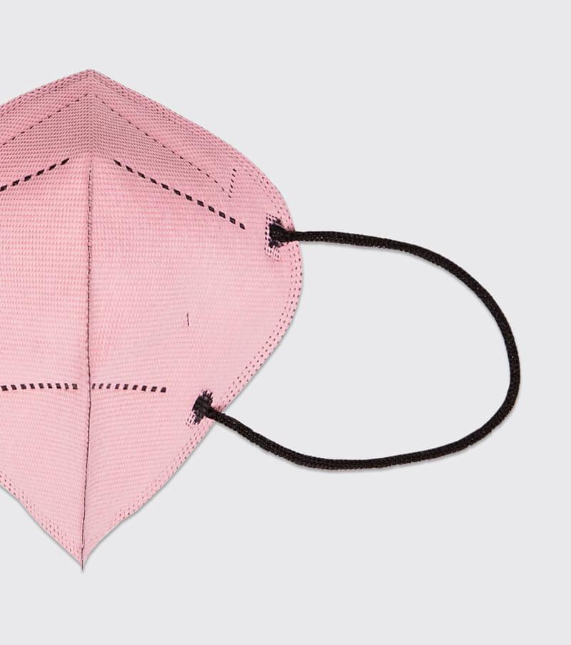 mascarilla higienica reutilizable airnatech plus rosa gomas