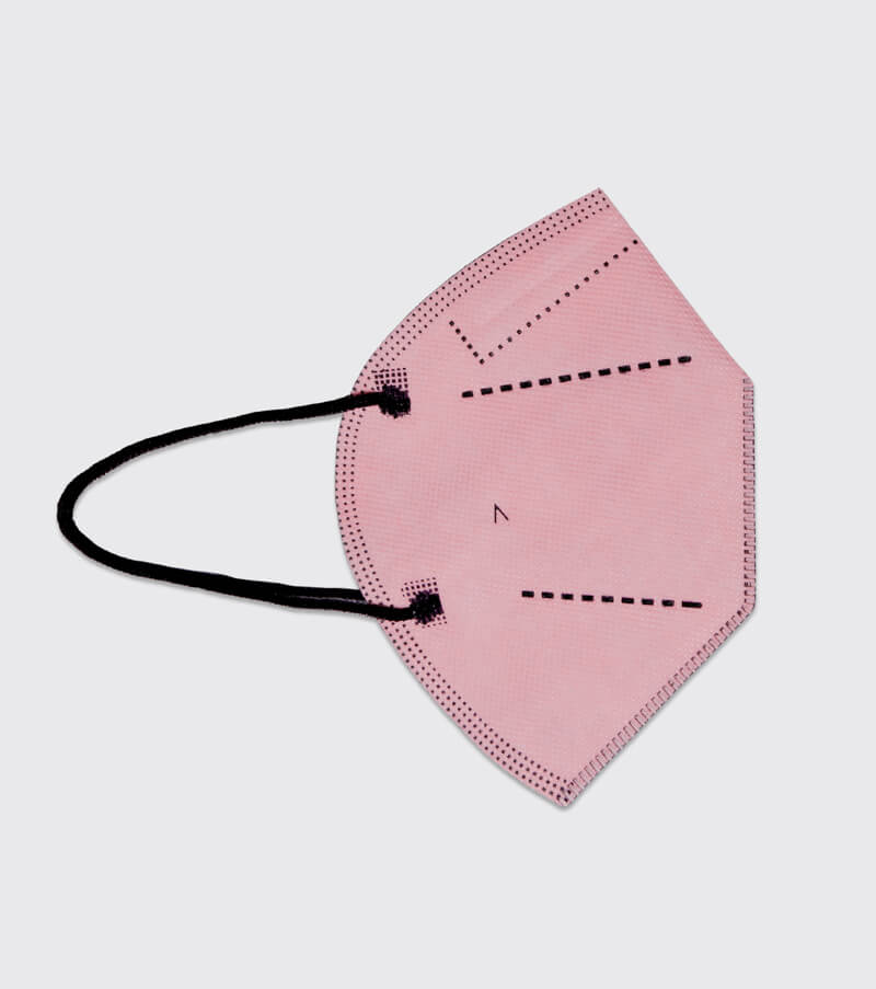 mascarilla higienica reutilizable airnatech plus rosa