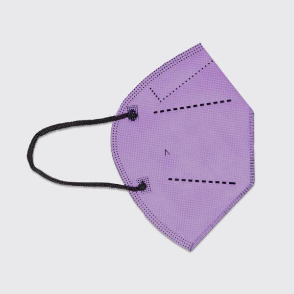 mascarilla higienica reutilizable airnatech plus lila