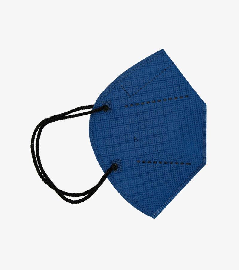 mascarilla airnatech plus azul almirante lateral
