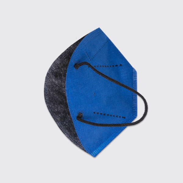 mascarilla higienica reutilizable airnatech plus azul almirante capas
