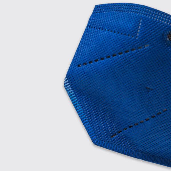 mascarilla higienica reutilizable airnatech plus azul almirante detalle