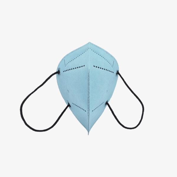 mascarilla azul celeste airnatech plus frontal