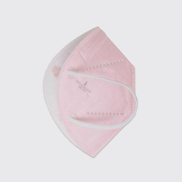 mascarilla ffp2 airnatech rosa capas