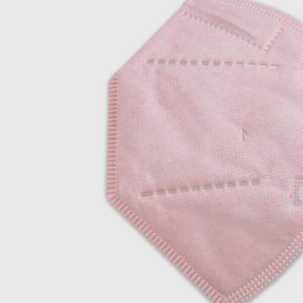 mascarilla ffp2 airnatech rosa detalle