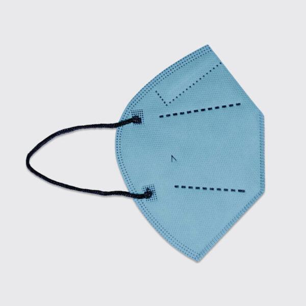 mascarilla higienica reutilizable airnatech plus azul celeste