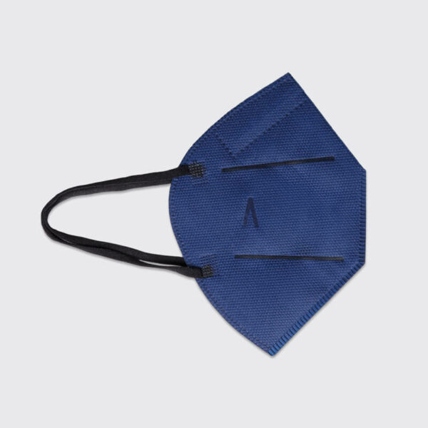 mascarilla higienica reutilizable airnatech plus mini azul marino