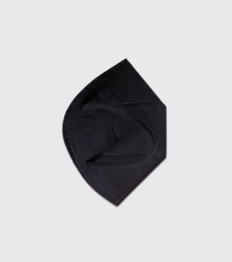 mascarilla higienica reutilizable airnatech plus mini negra capas